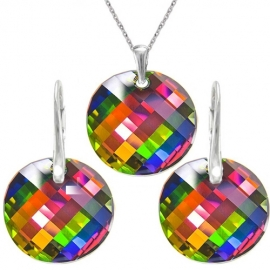 Krásny set Twist CRYSTAL VM 'P'