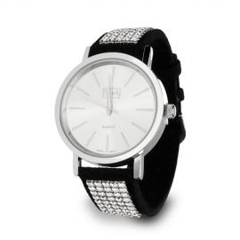 Luxusné hodinky so Swarovski kryštálmi