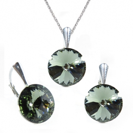 Set Rivoli 12 mm BLACK DIAMOND
