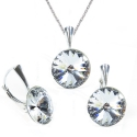 Set Rivoli 12 mm CRYSTAL