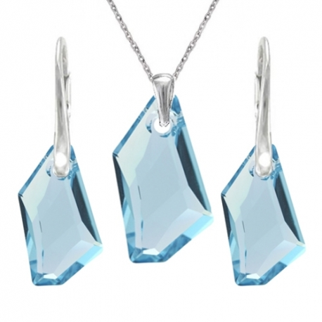 Set De-Art aquamarine