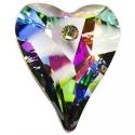 srdce divoké vitrail medium