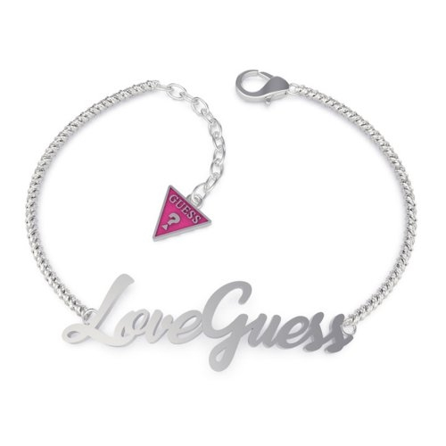 Náramok Guess UBB70057-S s nápisom LoveGuess