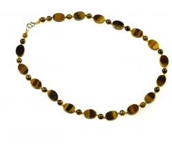 BN001 - náhrdelník tigrie oko