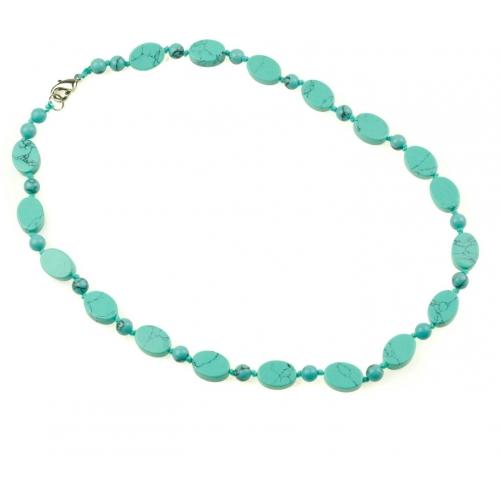 BN002 - náhrdelník tyrkys
