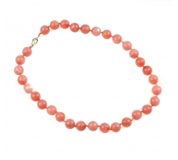 BN004 - náhrdelník Rhodonite
