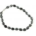 BN016 - náhrdelník obsidián