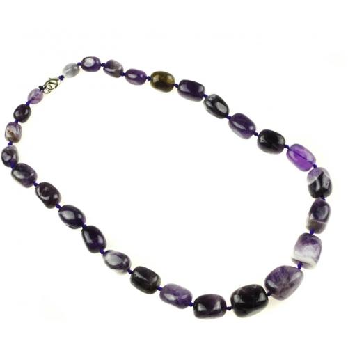 BN022 - náhrdelník ametyst