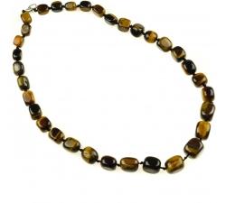 BN025 - náhrdelník tigrie oko