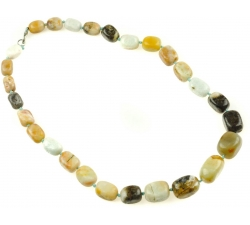 BN027 - náhrdelník amazonit