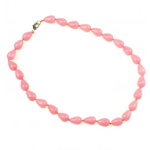BN031 - náhrdelník rhodonit