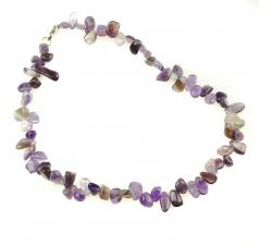 BN038 - náhrdelník fluorit