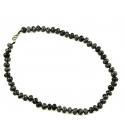 BN039 - náhrdelník obsidián
