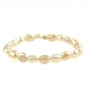 PB006 - náramok riečne perly