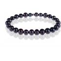 PB008 - náramok riečne perly