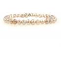 PB010 - náramok riečne perly