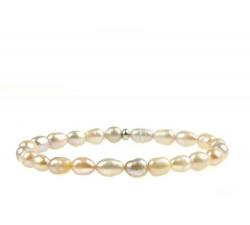 PB011 - náramok riečne perly