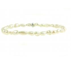 PB014 - náramok riečne perly