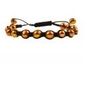 PB018 - náramok riečne perly