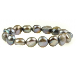 PB028 - náramok riečne perly