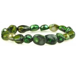 PB030 - náramok riečne perly