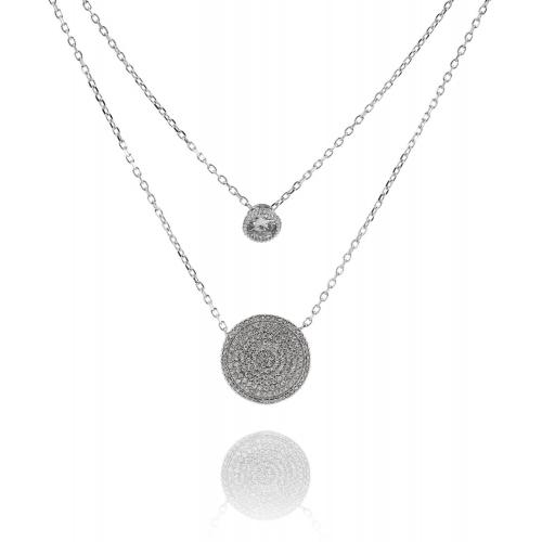 SN039 - náhrdelník AG 925/1000