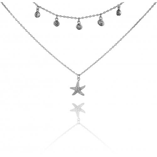 SN082 - náhrdelník AG 925/1000