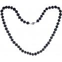 SPS001 - náhrdelník riečne perly AG 925/1000