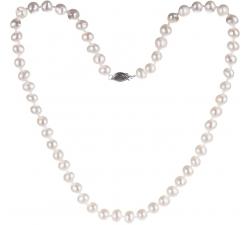 SPS003 - náhrdelník riečne perly AG 925/1000