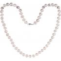 SPS005 - náhrdelník riečne perly AG 925/1000
