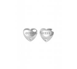 Náušnice Guess UBE70104 napichovacie v tvare srdca